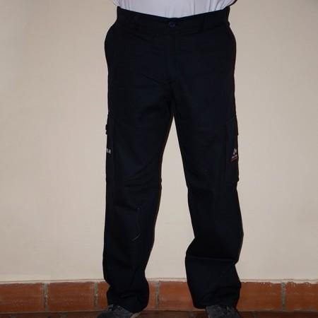 Pantalon cargo gabardina 6oz