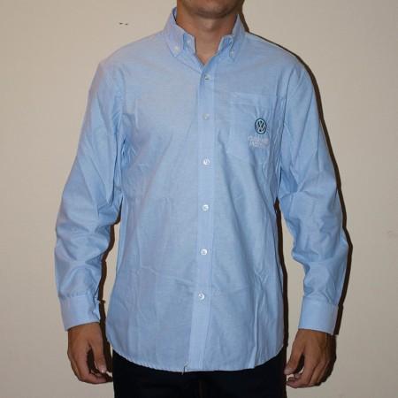 Camisa Oxford manga larga