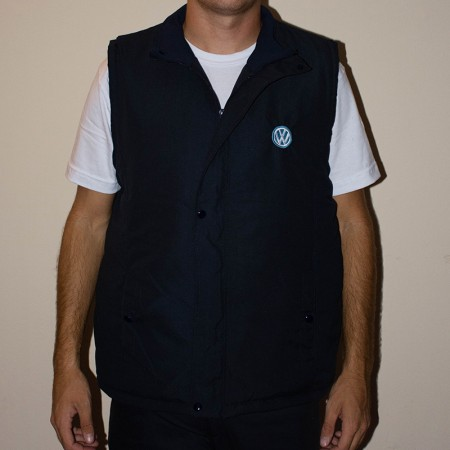 Chaleco microfribra abrigo